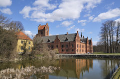 Herlufsholm Boarding School Stock Photography