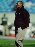 Herm Edwards former New York Jets Head Coach Royalty Free Stock Image