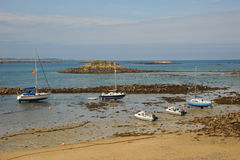 Herm Island, Guernsey Royalty Free Stock Image