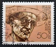 Herman Hesse zdjęcia stock
