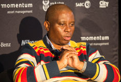 Herman Mashaba Immagine Stock