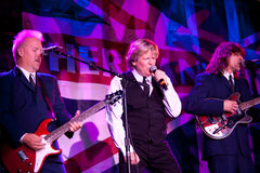Herman's Hermits Royalty Free Stock Photography