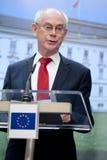 Herman Van Rompuy Stock Photo