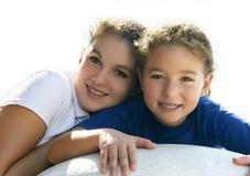 Hermanas fotografía de archivo libre de regalías