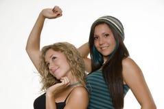Hermanas encantadoras Imagen de archivo libre de regalías