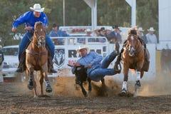 Hermanas, favorable rodeo 2011 de Oregon PRCA Fotografía de archivo