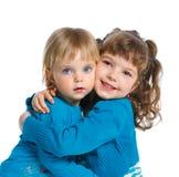 Hermanas felices Fotografía de archivo libre de regalías