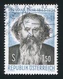 Hermann Bahr Stock Photo