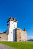Hermann Castle facade Royalty Free Stock Images