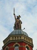 Hermann monument Stock Photo