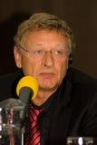 Hermann Tilke am Moskau-Kanal lizenzfreies stockbild