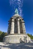 Hermannsdenkmal in Detmold, Germania, editoriale immagini stock libere da diritti