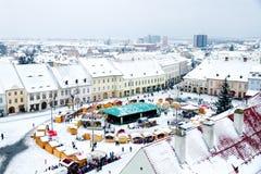 hermannstadt sibiu Стоковая Фотография