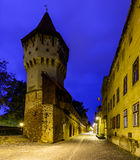 Hermannstadt, transylvania, romania Royalty Free Stock Photos