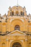 Hermano Pedro Hospital, Antigua Guatemala en Antigua, Guatemala Imagenes de archivo