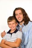 Hermanos Fotos de archivo