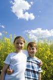 Hermanos Foto de archivo libre de regalías