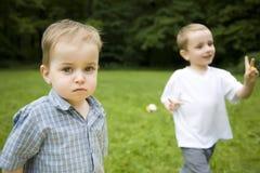 Hermanos Imagen de archivo