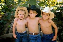 Hermanos excepcionales Fotos de archivo