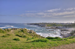 Hermanus Bay - South Africa Stock Image