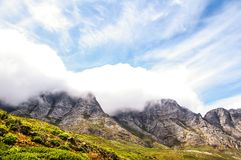 Hermanus, capetown. Hermanus, cape town, beautiful whale sighting bay, south africa Stock Images