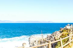 Hermanus, capetown. Hermanus, cape town, beautiful whale sighting bay, south africa Stock Photography