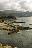 Hermanus harbor Royalty Free Stock Images