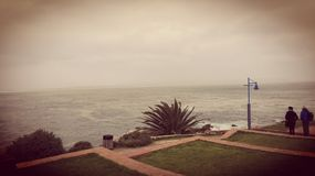 Hermanus, le Cap-Occidental photographie stock