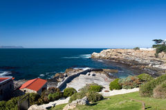 Hermanus view Royalty Free Stock Image