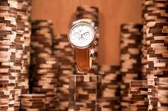 hermes ρολόι Στοκ φωτογραφία με δικαίωμα ελεύθερης χρήσης