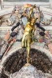 Hermes erscheinen in der Grotte im Wohnsitz-Museum Lizenzfreie Stockfotos