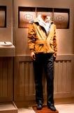 Hermes façonnent l'affichage de mannequin Photos stock