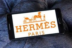 Hermes logo Stock Image