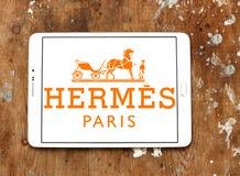Hermes logo Royalty Free Stock Image