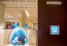 Hermes-opslag in Las Vegas Stock Fotografie