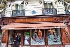 Hermes Paris imagens de stock royalty free