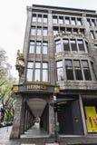 Hermes przechuje w Dusseldorf, Niemcy Obrazy Stock