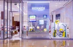 Hermes speichern Stockfotos