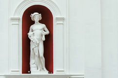 Hermes on the wall Royalty Free Stock Images