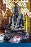 Hermit statue in Wat Ban Den , Chiangmai Stock Photography