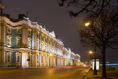 The Hermitage Royalty Free Stock Image
