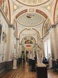 hermitage royalty-vrije stock fotografie