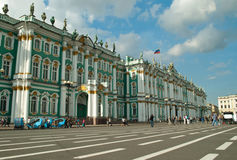 The Hermitage Royalty Free Stock Photography