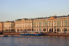 Hermitage Royalty Free Stock Image