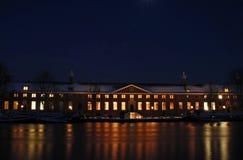 Hermitage, Amsterdam stock photos