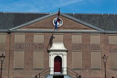 Hermitage Amsterdam Royalty Free Stock Photography