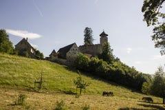 Hermitage in Arlesheim (Basel) Royalty Free Stock Photos