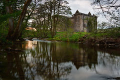 Hermitage Castle Royalty Free Stock Photography