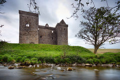 Hermitage Castle Royalty Free Stock Image