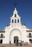 The Hermitage of El Rocio, Spain Stock Image